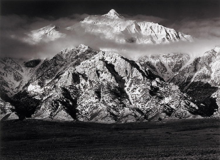 ansel adams sierra nevada - photo #10